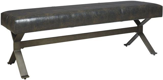 Signature Design by Ashley® Lariland Black Accent Bench-A3000153