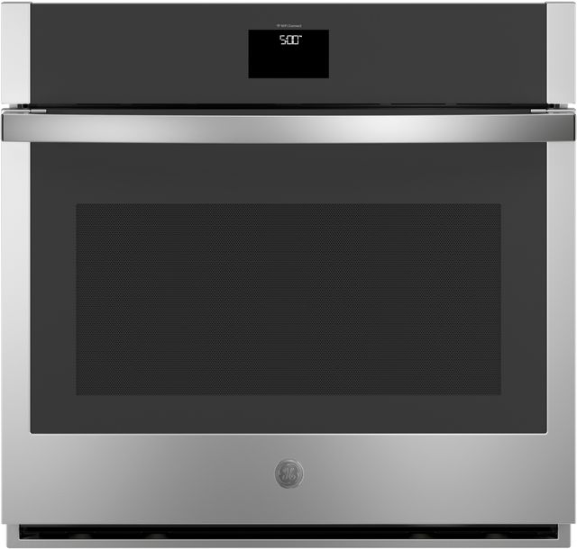 """GE® 30"""" Stainless Steel Electric Single Oven Built In-JTS5000SNSS"""