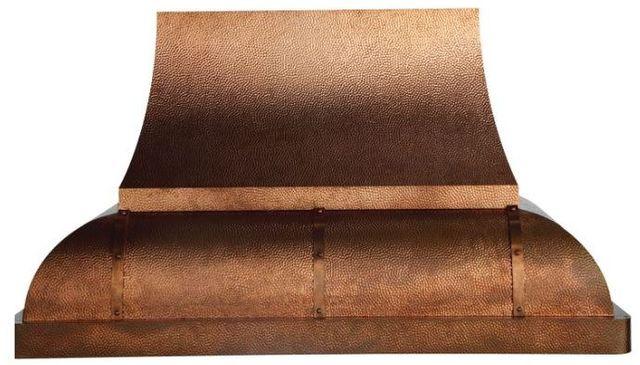 """Vent-A-Hood® Designer Series 48"""" Wall Mount Range Hood-JCH248/A1"""