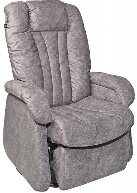 Fauteuil inclinable NEO en tissu gris PEL International®-215355