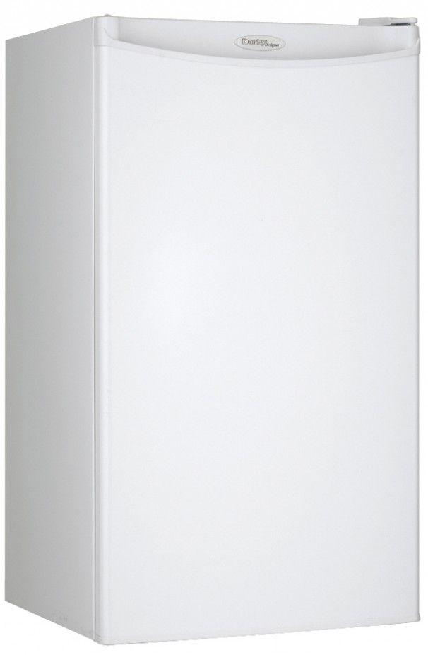 Danby® Designer® 3.2 Cu. Ft. White Compact Refrigerator-DCR032A2WDD
