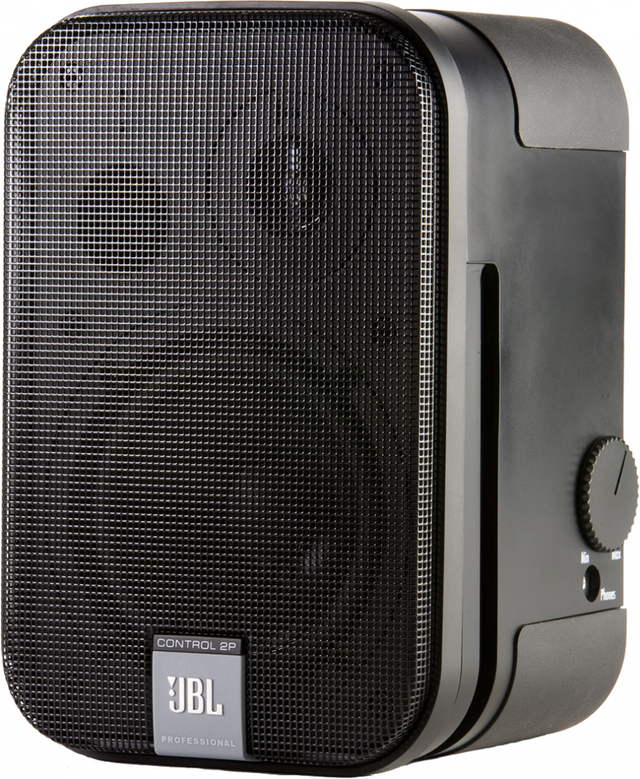 JBL® Control 2PM Master Only Compact Powered Reference Studio Monitor-C2PM