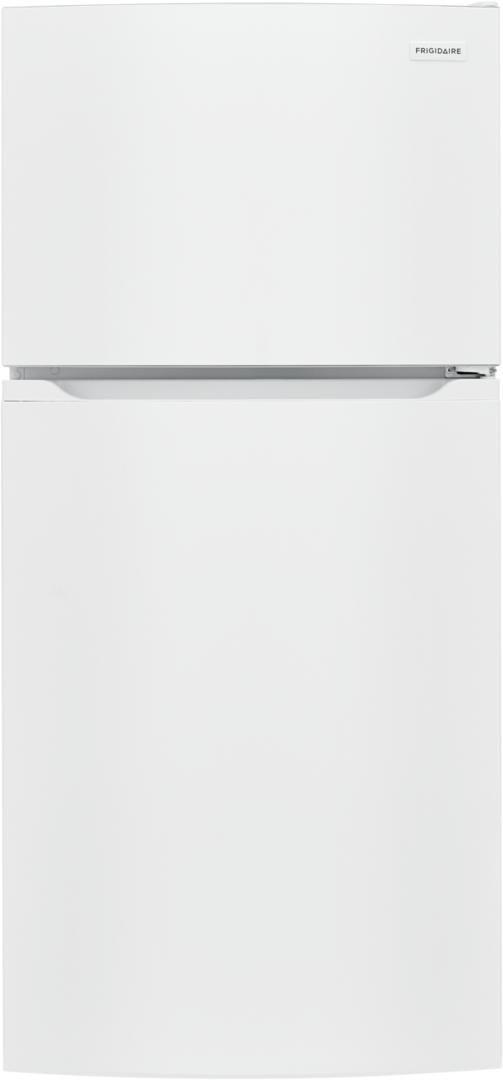 Frigidaire® 13.9 Cu. Ft. White Top Freezer Refrigerator-FFTR1425VW
