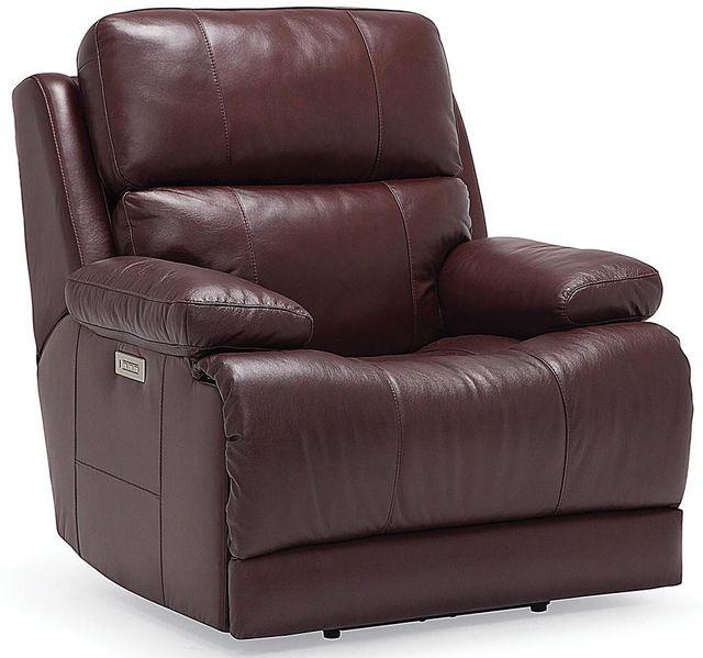 Palliser® Furniture Kenaston Power Wallhugger Recliner with Power Headrest and Lumbar Support-41064-L9