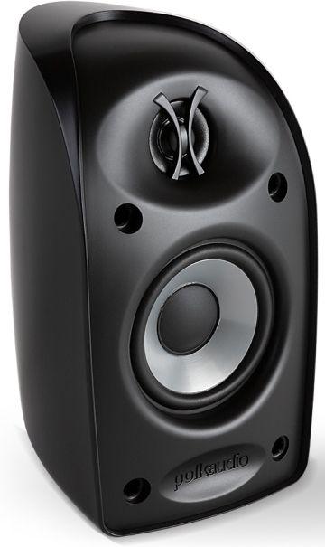 "Polk Audio® Blackstone® TL Series TL1 Black 2.5"" Compact Satellite Speaker-AM1335"