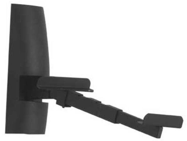 Sanus® Black Adjustable Speaker Wall Mount-WMS2