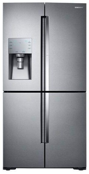 Samsung 28.0 Cu. Ft. 4-Door Flex™ French Door Refrigerator-Fingerprint Resistant Stainless Steel-RF28K9380SR