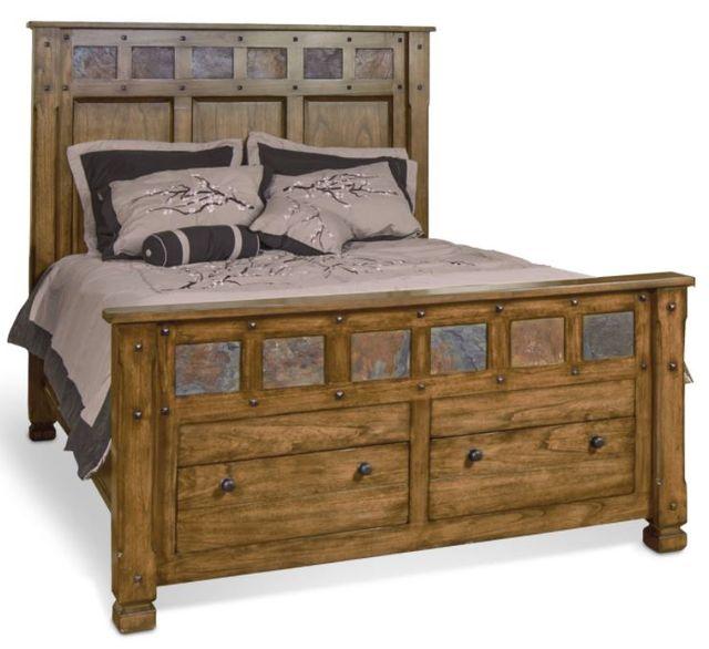 Sunny Designs Sedona Eastern King Bed-2322RO-EK