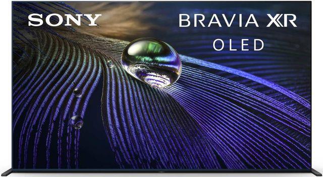 """Sony A90J 65"""" Bravia XR OLED 4K Ultra HD Smart TV-XR65A90J"""