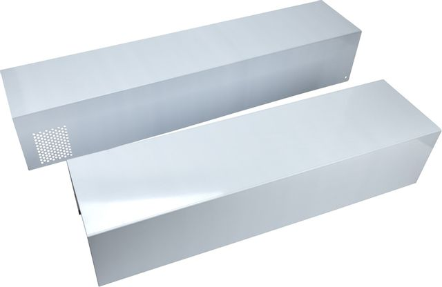 Whirlpool® Stainless Steel Wall Hood Chimney Extension Kit-EXTKIT18FS
