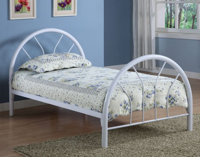 Coaster® B-YOUTH SINGLE BEDS-TWIN BED-2389W