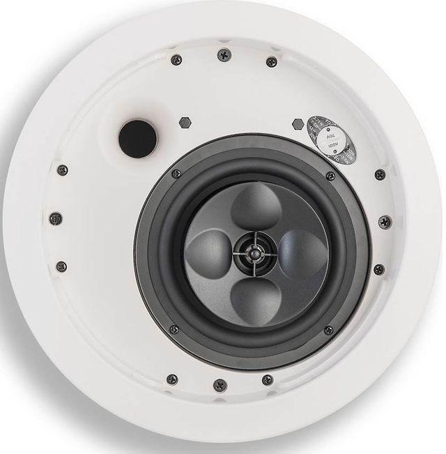 "Klipsch® Professional White IC-525-T 5.25"" In-Ceiling Speaker-1007626"