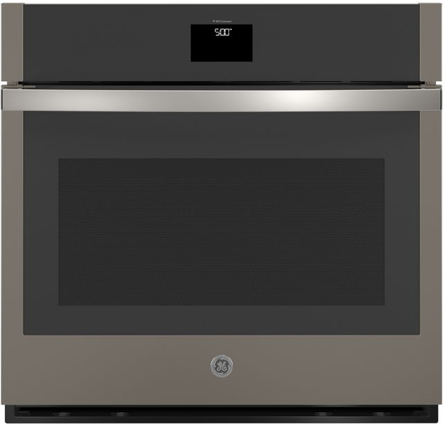 """GE® 30"""" Slate Electric Single Oven Built In-JTS5000ENES"""
