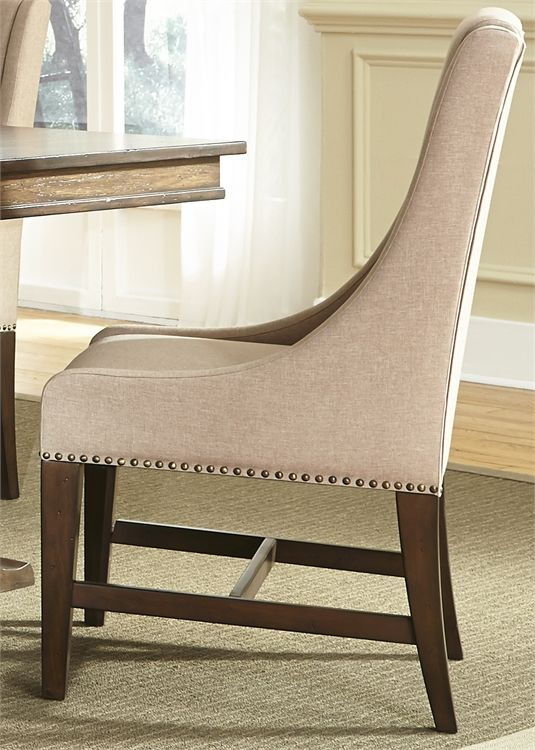 Liberty Furniture Armand Dining Upholstered Side Chair-242-C6501S