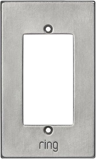Ring White Bronze Brushed Elite Faceplate-8928855752793
