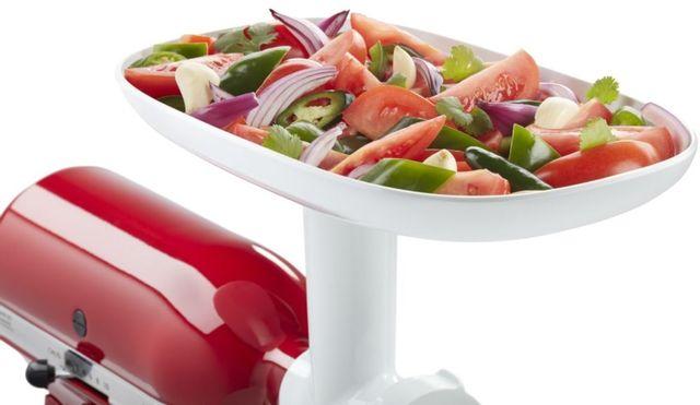 KitchenAid® Large Food Tray Stand Mixer Attachment-KSMFT