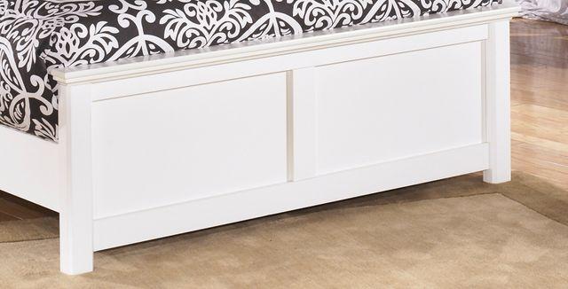 Signature Design by Ashley® Bostwick Shoals White King Panel Footboard-B139-56