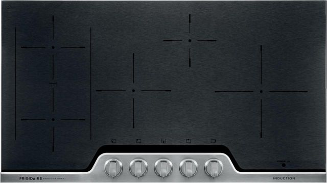 """Frigidaire Professional® 36"""" Stainless Steel Induction Cooktop-FPIC3677RF"""