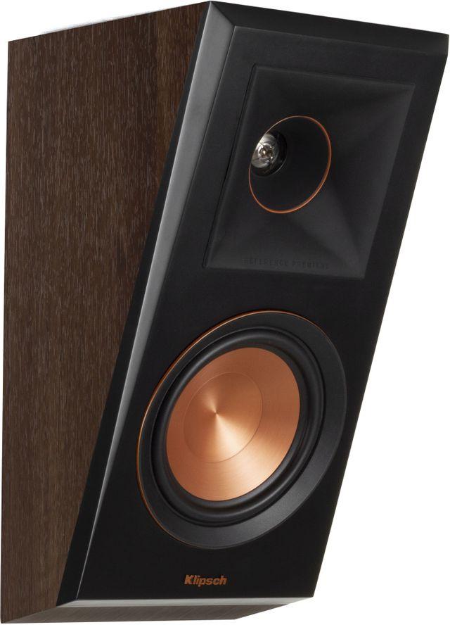 Klipsch® Reference Premiere RP-500SA Walnut Dolby Atmos Elevation / Surround Speaker-1066508