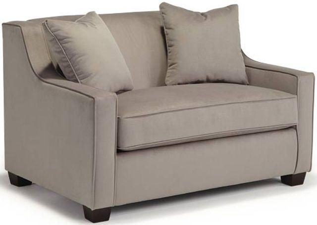Best Home Furnishings® Marinette Espresso Twin Sleeper Chair-C20TE
