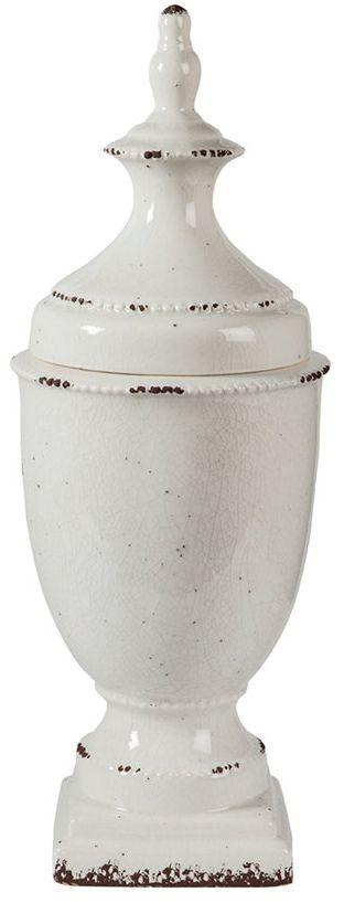 Signature Design by Ashley® Devorit Antique White Jar-A2000275