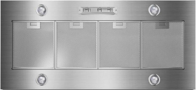 """KitchenAid® 48"""" Stainless Steel Custom Hood Liner-UVL6048JSS"""