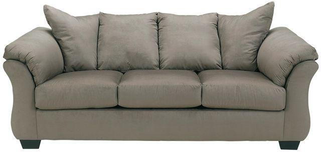 Signature Design by Ashley® Darcy Cobblestone Full Sofa Sleeper-7500536