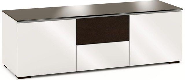 Salamander Designs® Miami 236 AV Cabinet-Gloss Warm White-C/MM236/GW