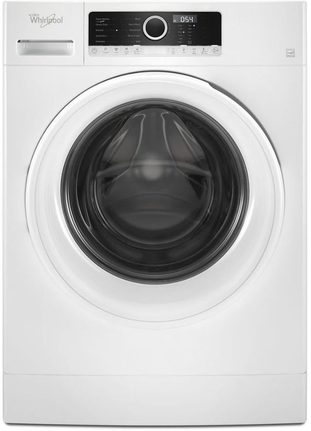Whirlpool® 1.9 Cu. Ft.  White Front Load Washer-WFW3090JW