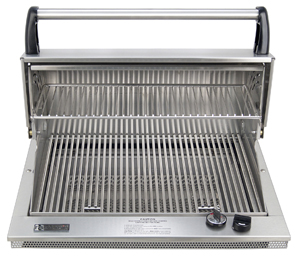 Fire Magic® Legacy Deluxe Collection Classic Countertop Grill-Stainless Steel-31-S1S1P-A