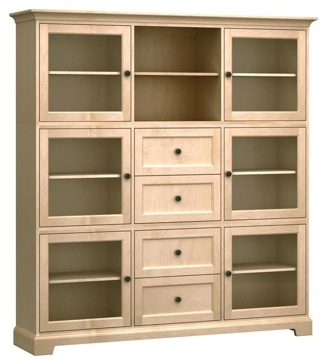 "Howard Miller® Custom Home 73"" Storage Cabinet-HS73R"