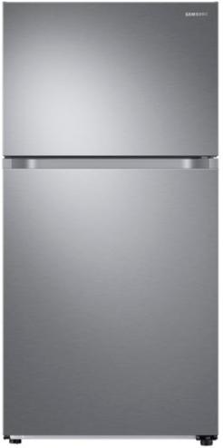 Samsung 21 Cu. Ft. Top Freezer Refrigerator-Stainless Steel-RT21M6213SR