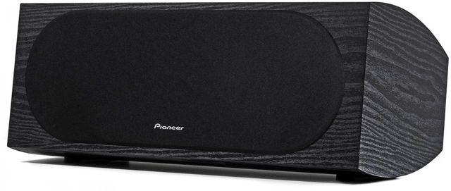 Pioneer Andrew Jones Designed Black Center Channel Speaker-SP-C22