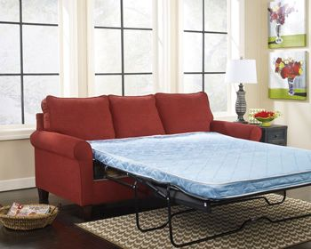 Signature Design by Ashley® Zeth Crimson Queen Sofa Sleeper-2710239