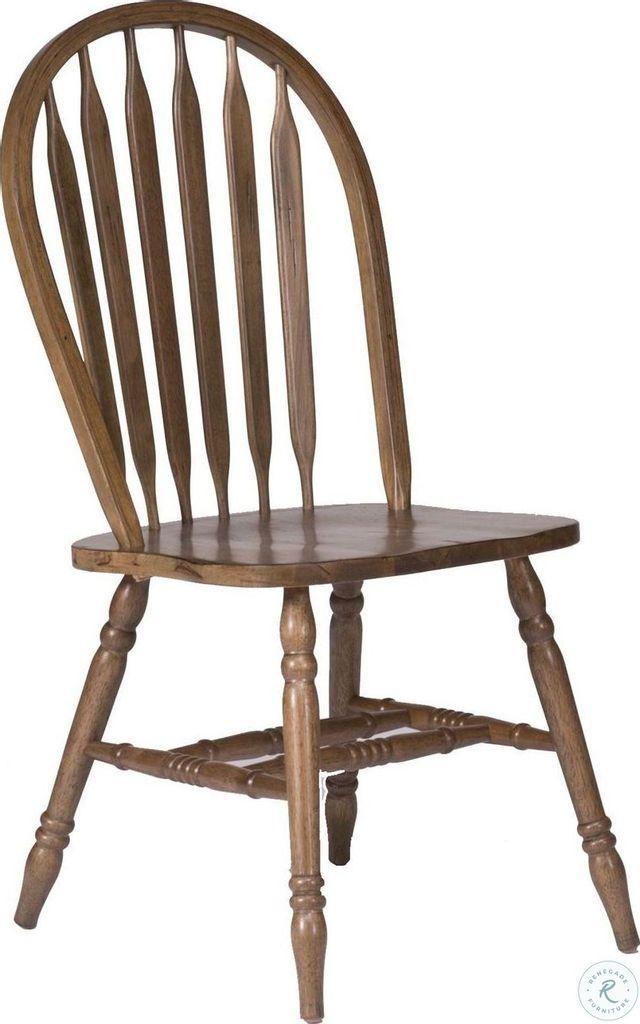 Liberty Furniture Carolina Crossing Dining Windsor Side Chair-186-C1000S