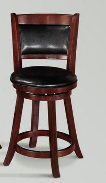 "Crown Mark 24"" Cecil Pub Bar Stool-2798C-24"