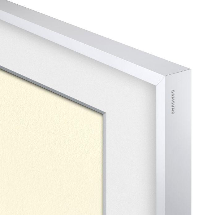 "Samsung 65"" White The Frame Customizable Bezel-VG-SCFT65WT/ZA"
