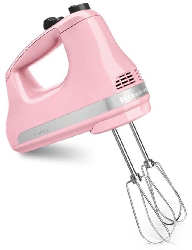 KitchenAid® Ultra Power™ Guava Glaze Hand Mixer-KHM512GU