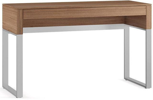 BDI Cascadia® 6202 Console/Laptop Desk-Natural Walnut-6202 ... on Cascadia Outdoor Living Spaces id=89394