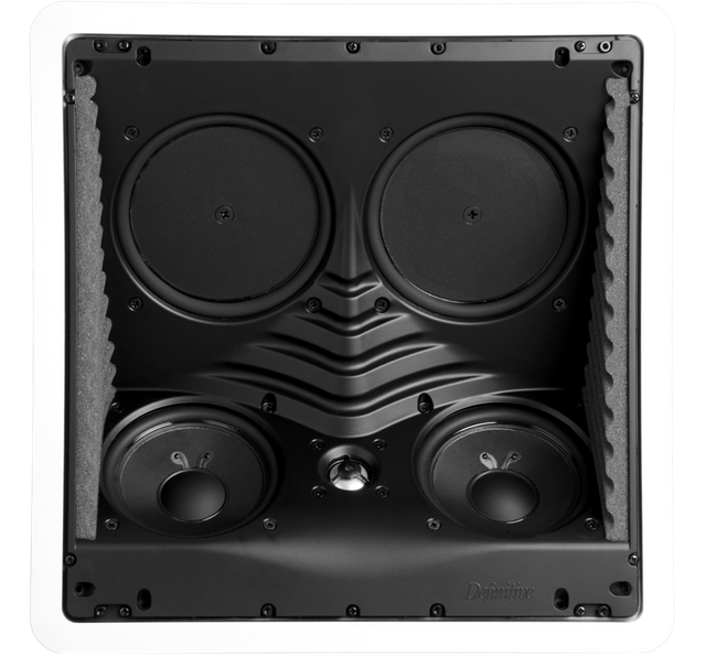Definitive Technology® Reference Series In-Ceiling Speaker-UIW RCS II