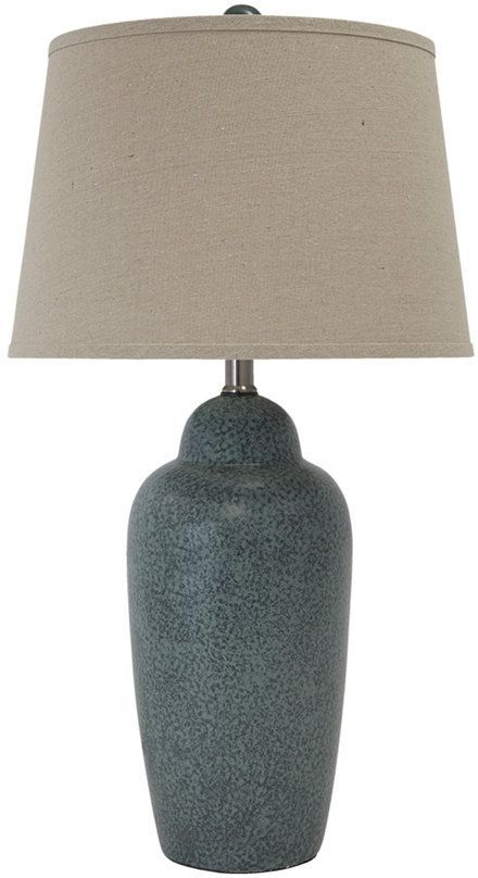 Signature Design by Ashley® Saher Green Table Lamp-L100254