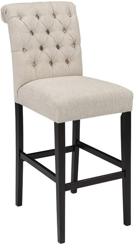 Signature Design by Ashley® Tripton Linen Tall Upholstered Bar Stool-D530-130