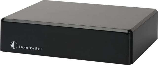 Pro-Ject E Line Black Phono Box E BT Preamplifier-Phono Box E BT-Bl