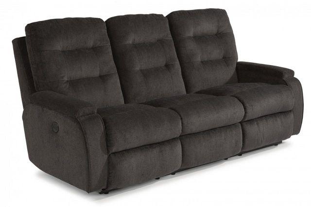 Flexsteel® Kerrie Fabric Power Reclining Sofa-2806-62M