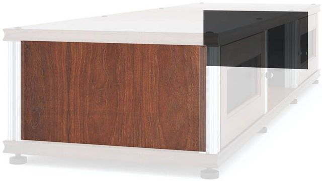 Salamander Designs® Synergy S10 Side Panels-Dark Walnut-SS10/W