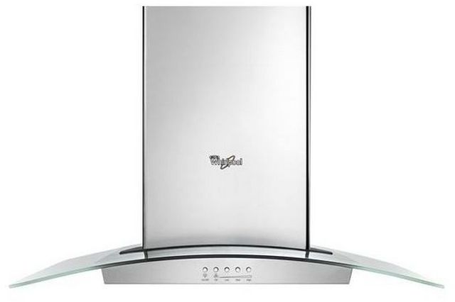 """Whirlpool® 30"""" Wall Hood-Stainless Steel-WVW75UC0DS"""