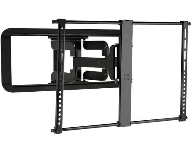 Sanus® Black Super Slim Full-Motion Mount-VLF320-B1