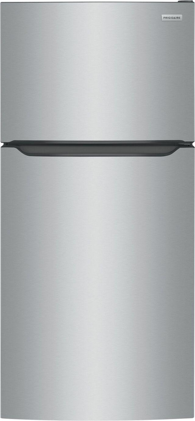 Frigidaire® 20.0 Cu. Ft. Stainless Steel Top Freezer Refrigerator-FFTR2045VS