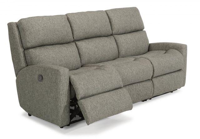 Flexsteel® Catalina Fabric Reclining Sofa-2900-62