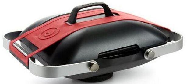 Fuego Portable Gas Grill-Black-EP01AMG